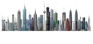 Skyscrapers of the World